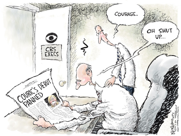 Cartoonist Nick Anderson  Nick Anderson's Editorial Cartoons 2006-09-07 review