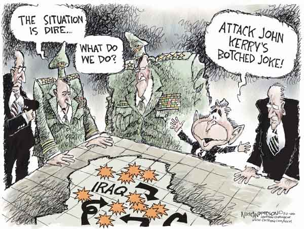 Nick Anderson  Nick Anderson's Editorial Cartoons 2006-11-02 2006