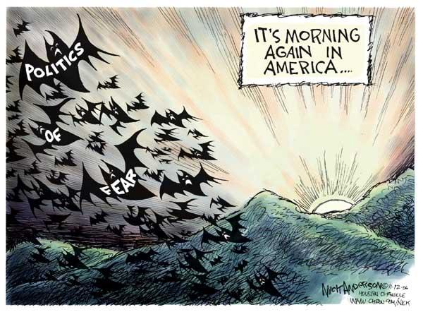 Nick Anderson  Nick Anderson's Editorial Cartoons 2006-11-12 2006