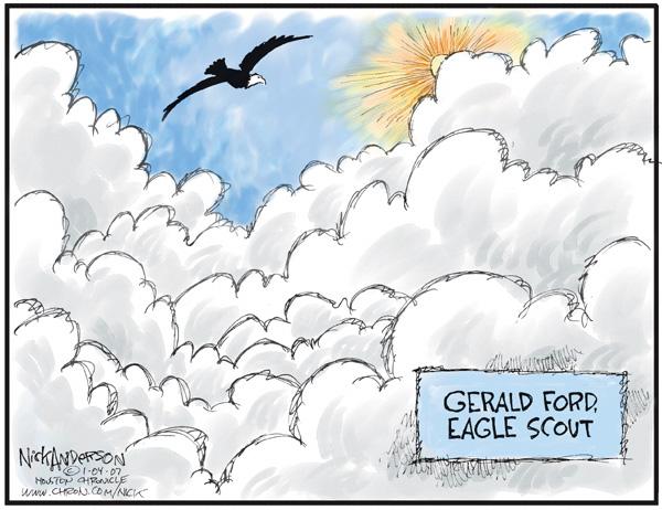 Cartoonist Nick Anderson  Nick Anderson's Editorial Cartoons 2007-01-04 values
