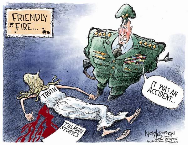 Cartoonist Nick Anderson  Nick Anderson's Editorial Cartoons 2007-03-30 accident