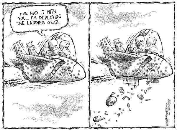 Nick Anderson  Nick Anderson's Editorial Cartoons 2007-05-03 equipment