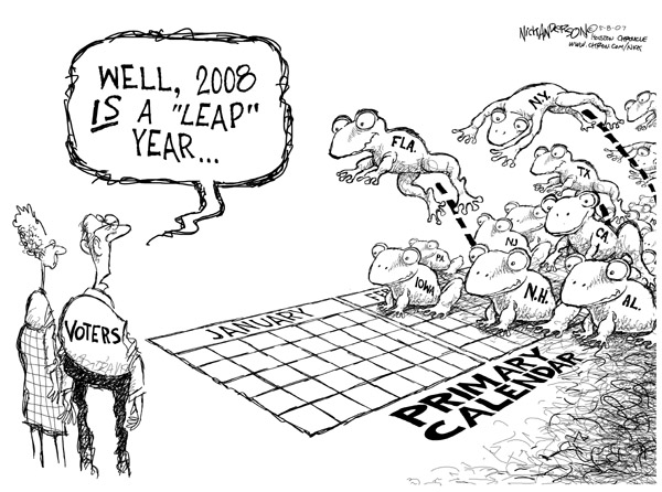 Line Drawing Leap Years And Euclid : The leap year comics and cartoons cartoonist group