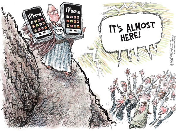 Nick Anderson  Nick Anderson's Editorial Cartoons 2007-06-21 device