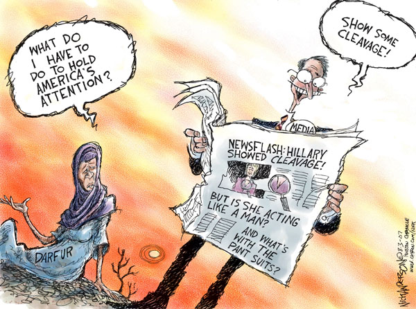 Nick Anderson  Nick Anderson's Editorial Cartoons 2007-08-03 equal rights