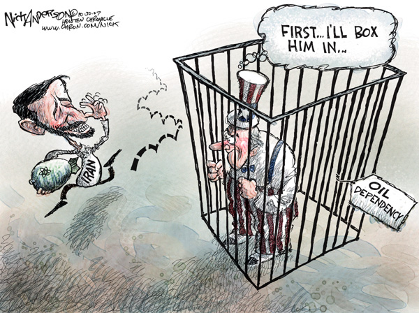 Nick Anderson  Nick Anderson's Editorial Cartoons 2007-10-30 development