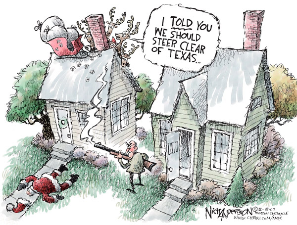 Cartoonist Nick Anderson  Nick Anderson's Editorial Cartoons 2007-12-18 control