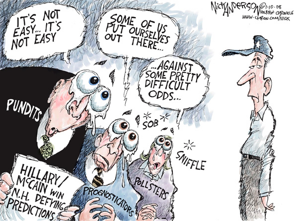 Cartoonist Nick Anderson  Nick Anderson's Editorial Cartoons 2008-01-10 difficult