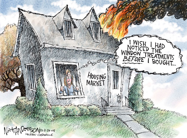 Nick Anderson  Nick Anderson's Editorial Cartoons 2008-03-26 economy