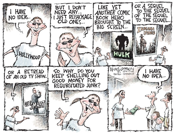 Cartoonist Nick Anderson  Nick Anderson's Editorial Cartoons 2008-06-17 family
