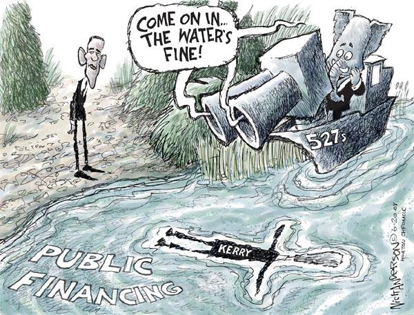 Cartoonist Nick Anderson  Nick Anderson's Editorial Cartoons 2008-06-20 refuse
