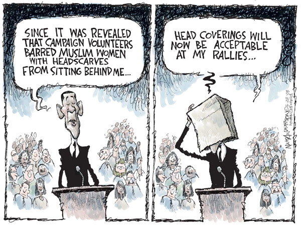 Nick Anderson  Nick Anderson's Editorial Cartoons 2008-06-22 affiliation