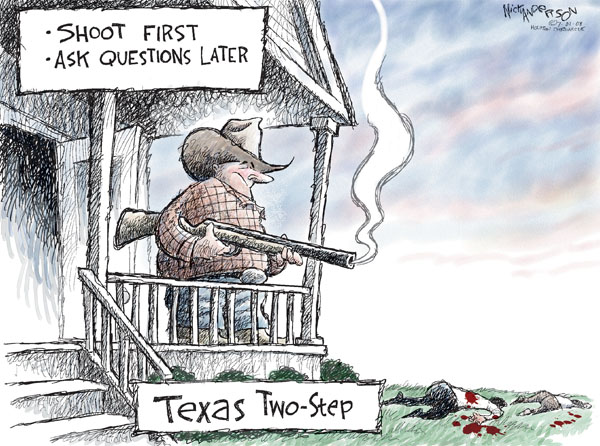 Nick Anderson  Nick Anderson's Editorial Cartoons 2008-07-01 supreme court decision