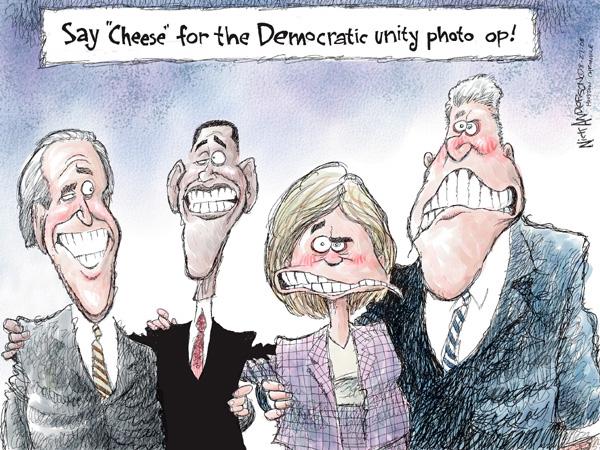 Nick Anderson  Nick Anderson's Editorial Cartoons 2008-08-27 Joe Biden