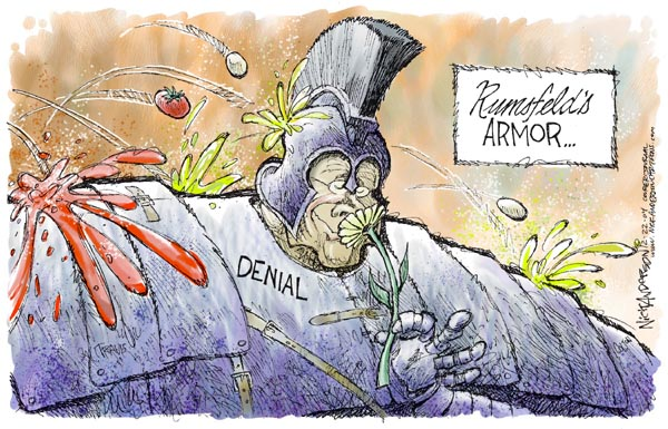 Nick Anderson  Nick Anderson's Editorial Cartoons 2004-12-22 armor-plated