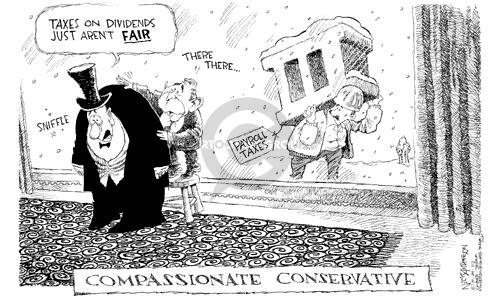 Cartoonist Nick Anderson  Nick Anderson's Editorial Cartoons 2003-01-09 consideration