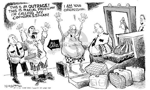 Nick Anderson  Nick Anderson's Editorial Cartoons 2002-01-11 racism