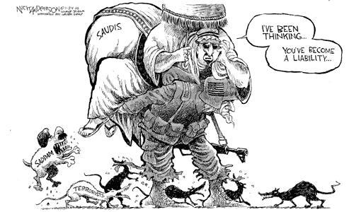 Nick Anderson  Nick Anderson's Editorial Cartoons 2002-01-24 security