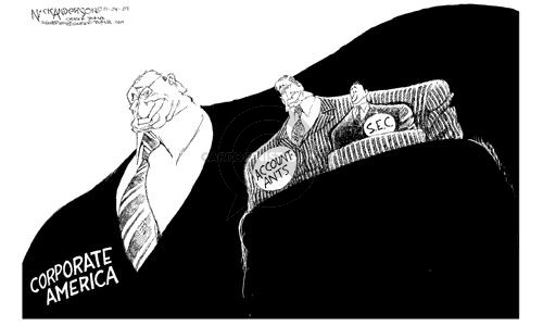 Nick Anderson  Nick Anderson's Editorial Cartoons 2003-01-24 special interest
