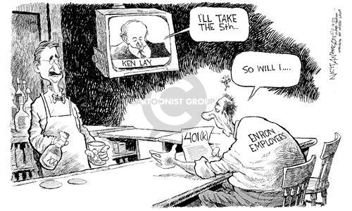 Cartoonist Nick Anderson  Nick Anderson's Editorial Cartoons 2002-02-13 Kenneth