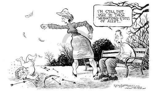 Nick Anderson  Nick Anderson's Editorial Cartoons 2002-02-14 cupid
