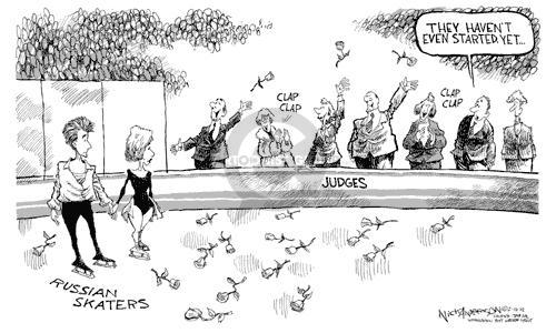 Nick Anderson  Nick Anderson's Editorial Cartoons 2002-02-15 ring
