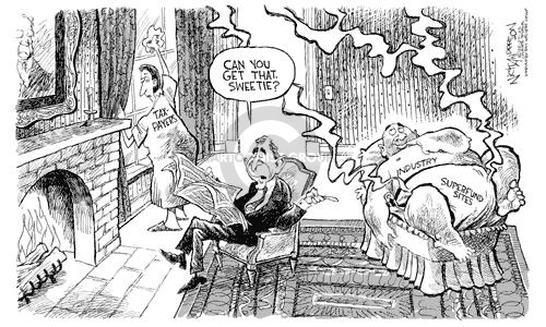 Cartoonist Nick Anderson  Nick Anderson's Editorial Cartoons 2002-02-27 cleanup