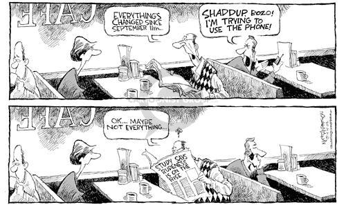 Cartoonist Nick Anderson  Nick Anderson's Editorial Cartoons 2002-04-05 consideration