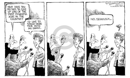 Cartoonist Nick Anderson  Nick Anderson's Editorial Cartoons 2002-04-25 renounce
