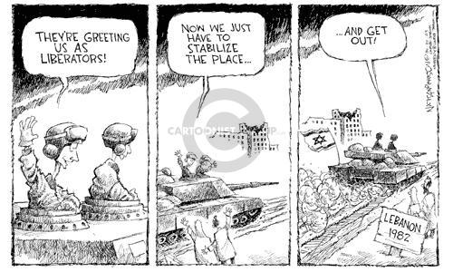 Nick Anderson  Nick Anderson's Editorial Cartoons 2003-04-30 Israel