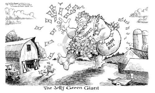 Cartoonist Nick Anderson  Nick Anderson's Editorial Cartoons 2002-05-04 ahead