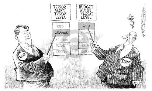 Cartoonist Nick Anderson  Nick Anderson's Editorial Cartoons 2003-05-22 alert