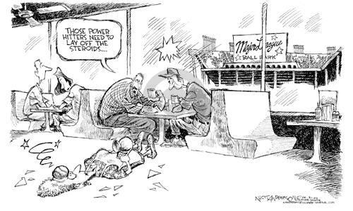Nick Anderson  Nick Anderson's Editorial Cartoons 2002-05-31 game