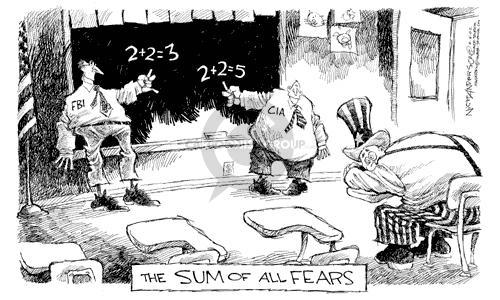 Cartoonist Nick Anderson  Nick Anderson's Editorial Cartoons 2002-06-06 uncle