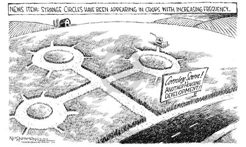Cartoonist Nick Anderson  Nick Anderson's Editorial Cartoons 2002-08-09 environmental