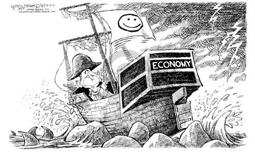 Cartoonist Nick Anderson  Nick Anderson's Editorial Cartoons 2002-08-16 ignore