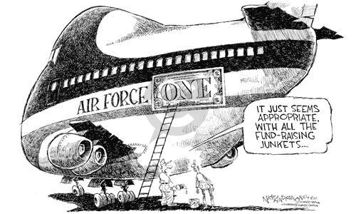 Nick Anderson  Nick Anderson's Editorial Cartoons 2002-09-08 dollar