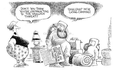 Cartoonist Nick Anderson  Nick Anderson's Editorial Cartoons 2002-09-25 don't