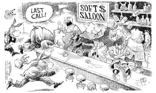 Cartoonist Nick Anderson  Nick Anderson's Editorial Cartoons 2002-10-01 rich