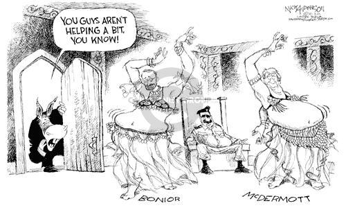 Cartoonist Nick Anderson  Nick Anderson's Editorial Cartoons 2002-10-03 diversion