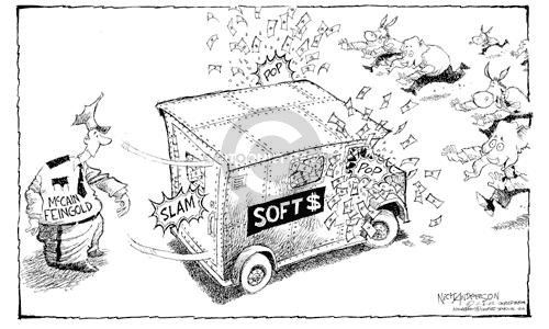 Nick Anderson  Nick Anderson's Editorial Cartoons 2002-11-06 means