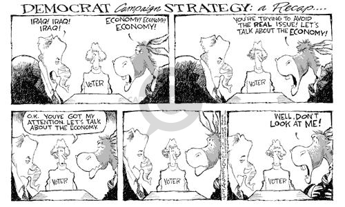 Cartoonist Nick Anderson  Nick Anderson's Editorial Cartoons 2002-11-07 dispute