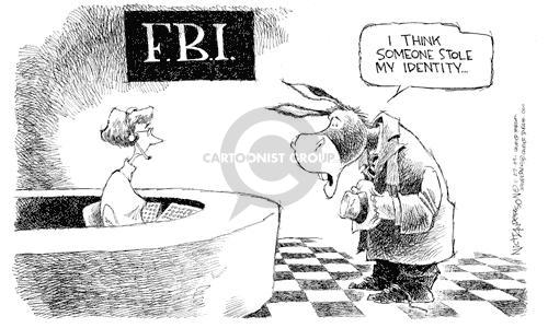 Cartoonist Nick Anderson  Nick Anderson's Editorial Cartoons 2002-11-27 account