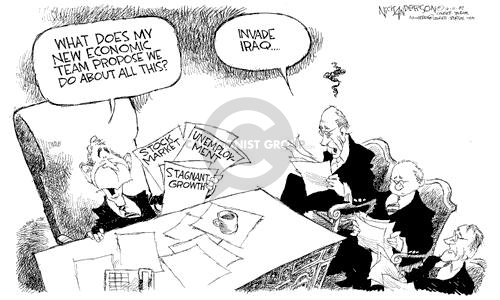 Nick Anderson  Nick Anderson's Editorial Cartoons 2002-12-10 national