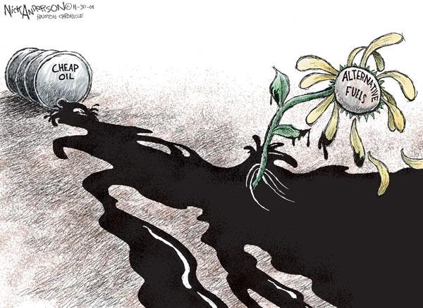 Cartoonist Nick Anderson  Nick Anderson's Editorial Cartoons 2008-11-30 environmental
