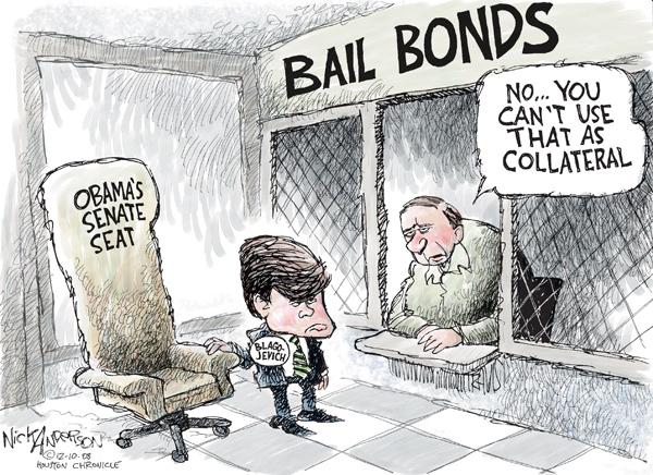 Nick Anderson  Nick Anderson's Editorial Cartoons 2008-12-10 corruption