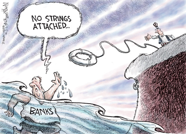 Cartoonist Nick Anderson  Nick Anderson's Editorial Cartoons 2009-03-12 outs