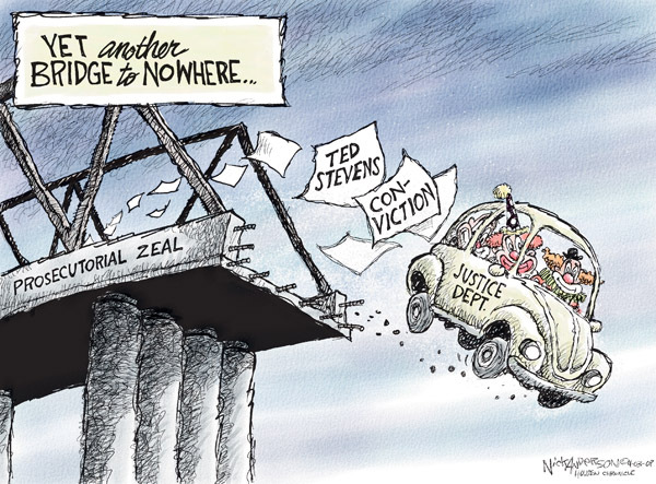 Nick Anderson  Nick Anderson's Editorial Cartoons 2009-04-03 ethical