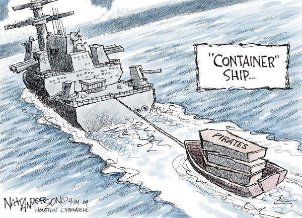 Cartoonist Nick Anderson  Nick Anderson's Editorial Cartoons 2009-04-14 Richard