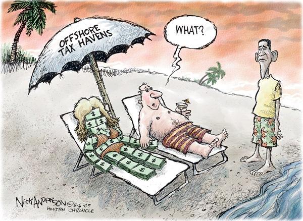 Cartoonist Nick Anderson  Nick Anderson's Editorial Cartoons 2009-05-06 account